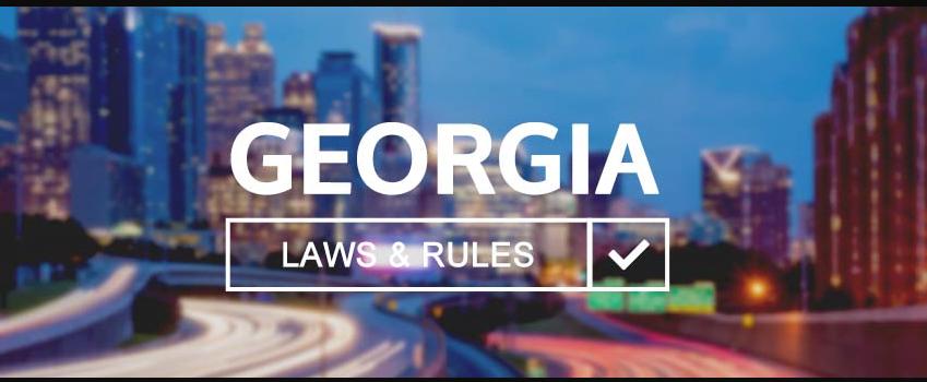 Marijuana Laws in georgia