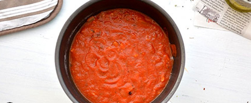 Marijuana Pizza Sauce