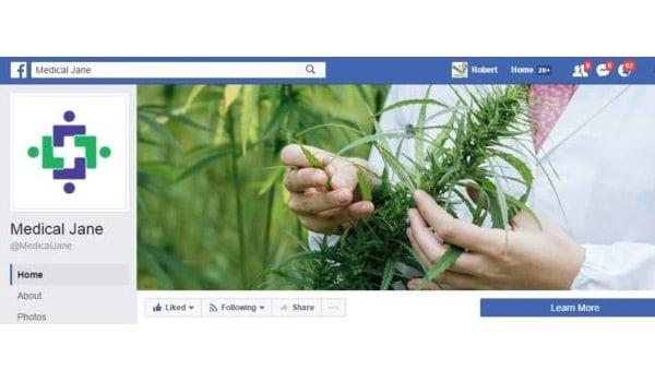 Medical Jane Facebook Page