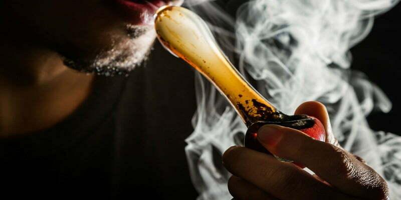 Methods of taking cannabis
