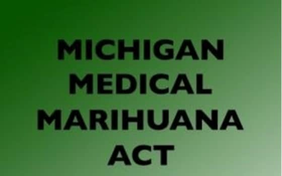 Michigan Medical Marihuana Act