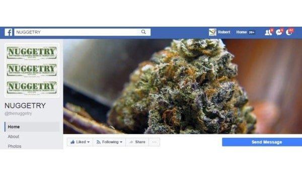 NUGGETRY Facebook Page