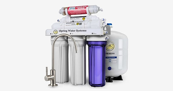Reverse osmosis and ionic settings for weed