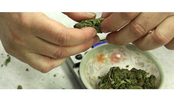 Selling Marijuana California
