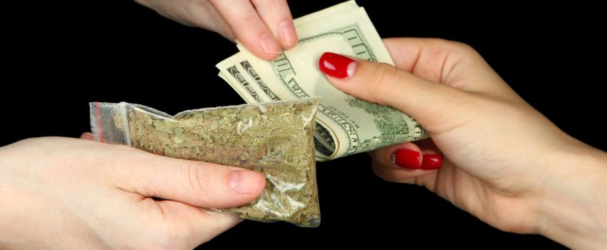 selling marijuana Georgia