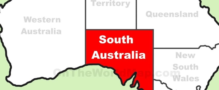 South Australia information