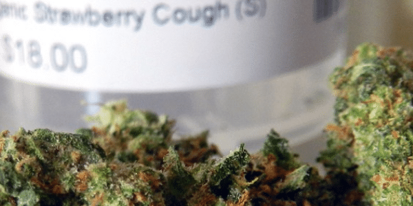 Strawberry Cough Medical
