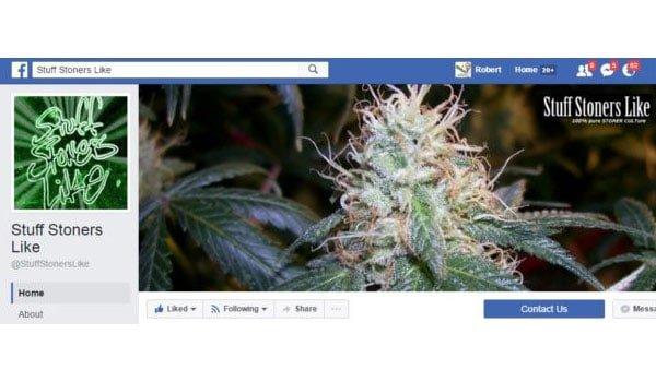 Stuff Stoners Like Facebook Page
