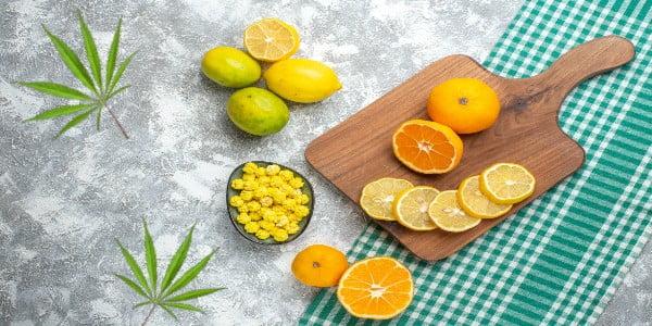 Super Lemon Haze Strain Flavors