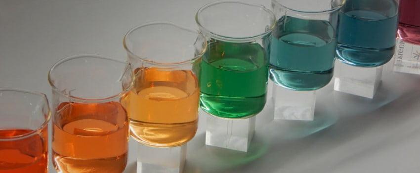 Testing and maintaining pH