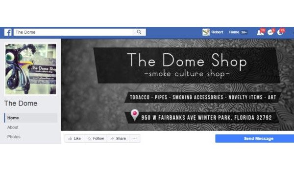 The Dome Facebook Page