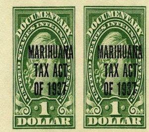 The Marihuana Tax Act