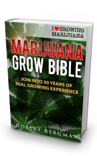 The Marijuana Grow Bible