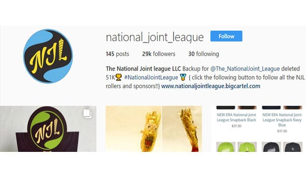 The National Joint League
