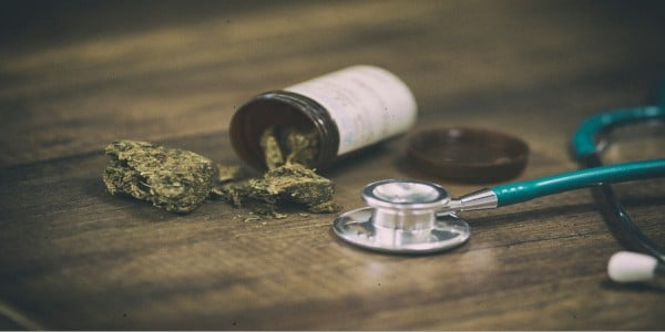 The use of medical marijuana is legal in Maine