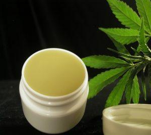 Cannabis ointment