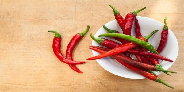Chili-based Insecticide