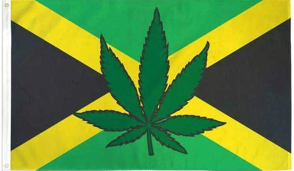 Weed is a part of Jamaica's image and culture