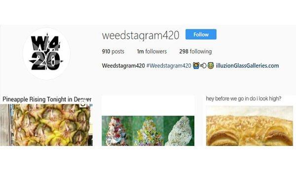 Weedstagram 420