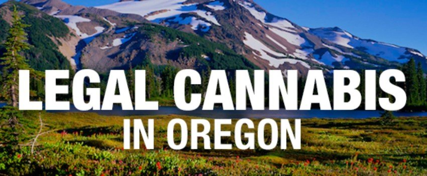 When was cannabis made legal in Oregon