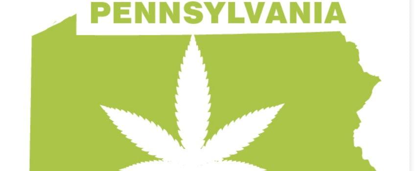 When was cannabis made legal in Pennsylvania