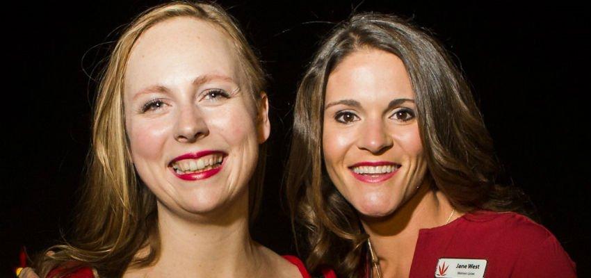 Women who rock cannabis industry jane west jazmin hupp