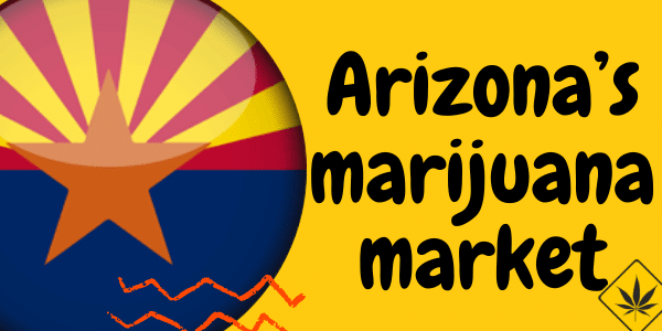 Arizona's marijuana market