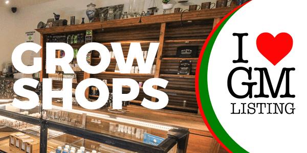 grow shops listing