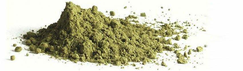 weed kief