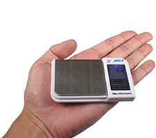 pocket weed scale