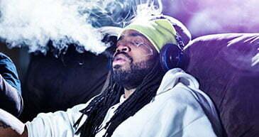 relaxing marijuana strains