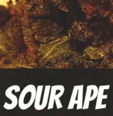 Sour Ape Strain
