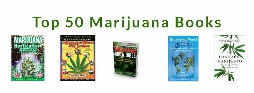 Top 50 Marijuana Books
