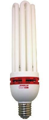 Cheap Apollo 125watt cfl grow light
