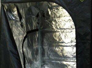 Budget grow tents