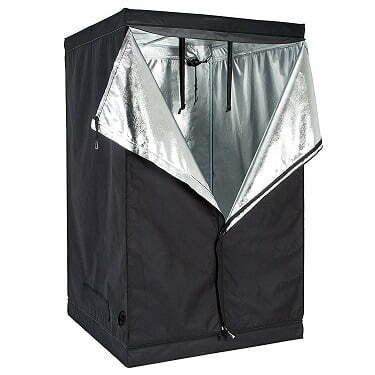 Budget Ipyarmid grow tent