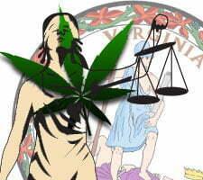 cannabis law in virginia