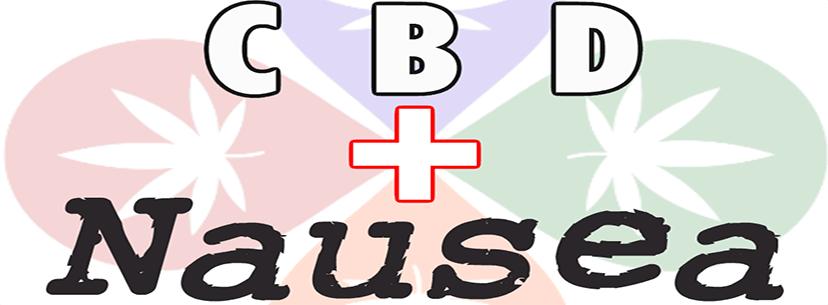 CBD and Nausea