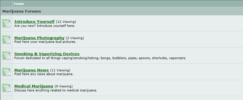 Marijuana Passion