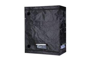 iPower Mylar Hydroponic Grow Tent Inside Close