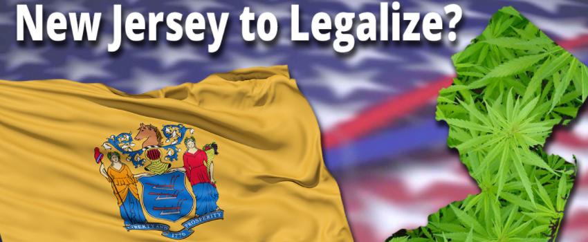 New Jersey with Marijuana