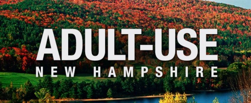 New Hampshire Adult Use Marijuana