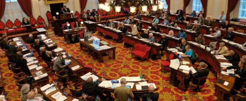 Vermont Legislator Passes Bill