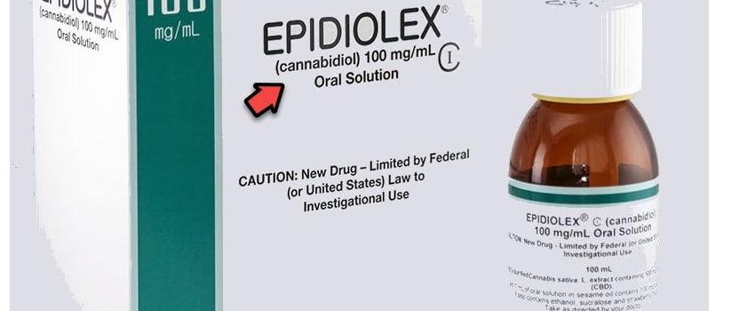 Epidiolex is derived from Cannabidiol
