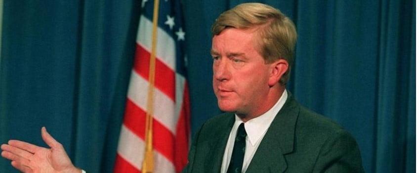 William Weld, Governor of Massachusetts