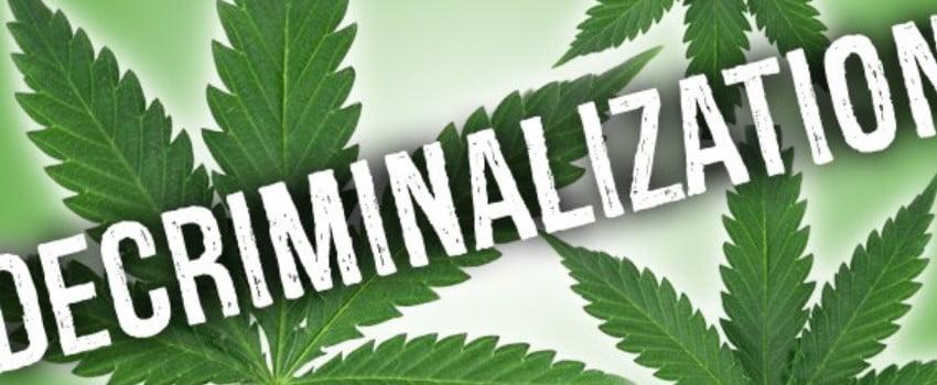 Decriminalization of cannabis