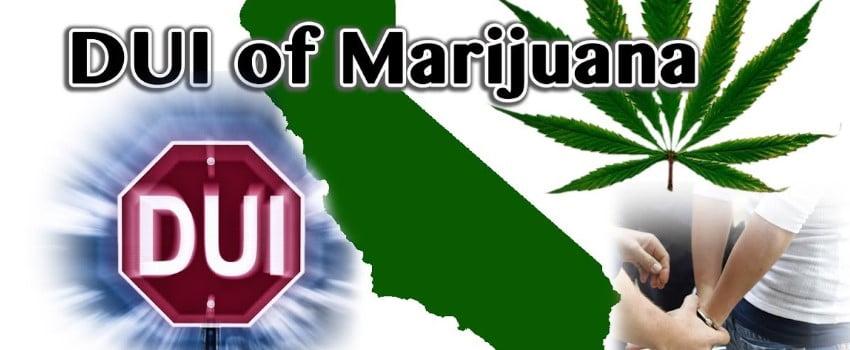 How Will Cannabis DUI Work