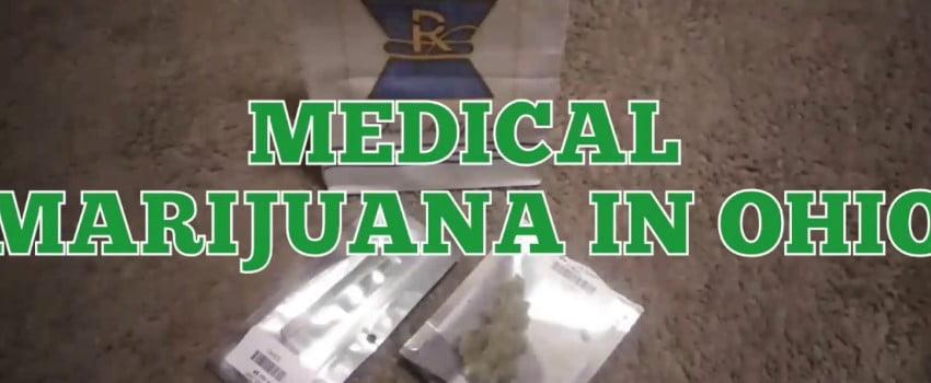Medical marijuana program of Ohio