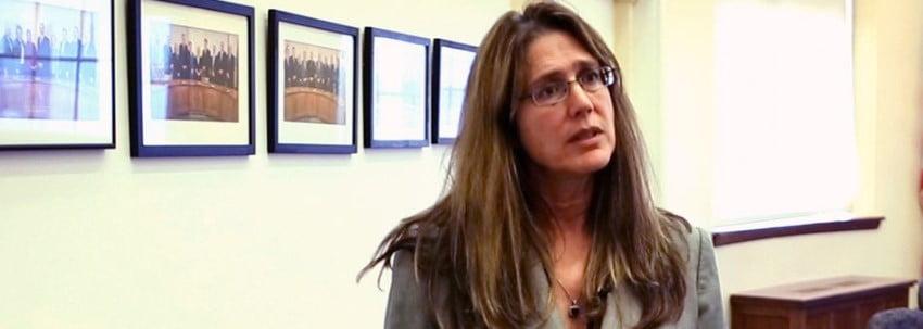 Deborah Sanderson, a Republican representative