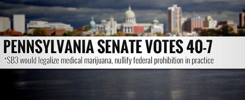 Pennsylvania recreational cannabis bill